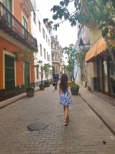 Streets of Old Havana, Cuba