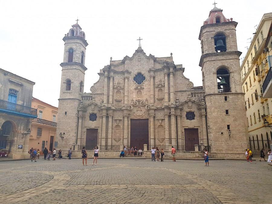 Plaza de la Catedral (Havana cathedral)