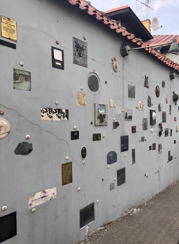 Literary street