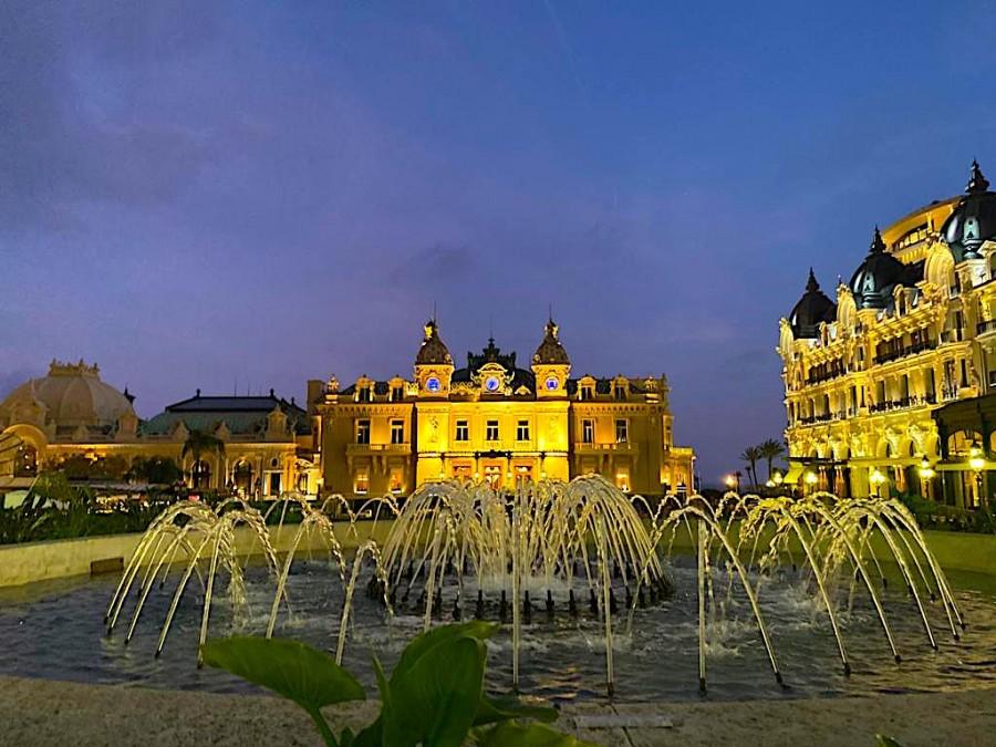 Casino de Monte Carlo, a must see on a day trip to Monaco