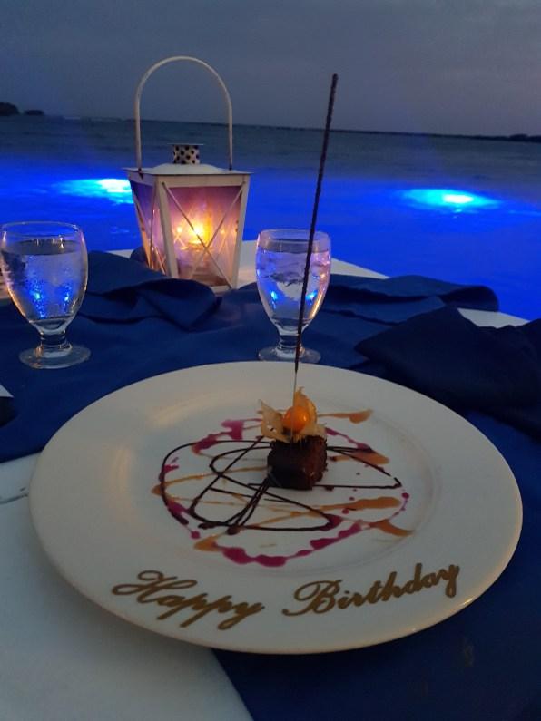 Birthday in Aruba