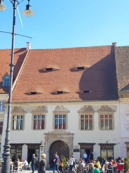 Sibiu house