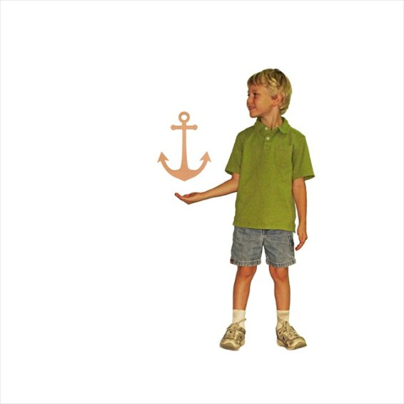 "Small Anchor (12"")"