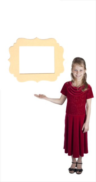 Slim Picture Frame - Style 4 (16x20)