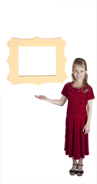 Slim Picture Frame - Style 1 (16x20)