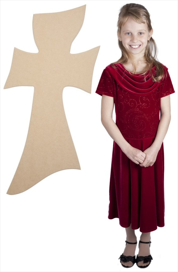 Gumby Cross (36x24)