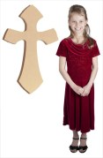 Woodcraft Cross (30x22)