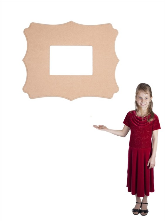 Picture Frame - Style 1 (11x14)