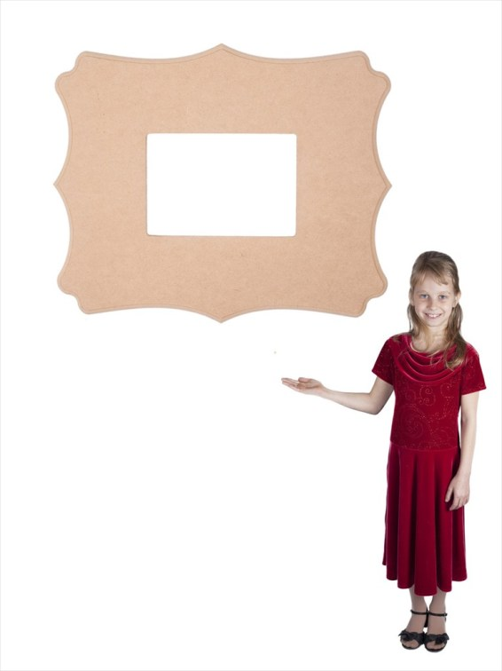 Picture Frame - Style 1 (16x20)