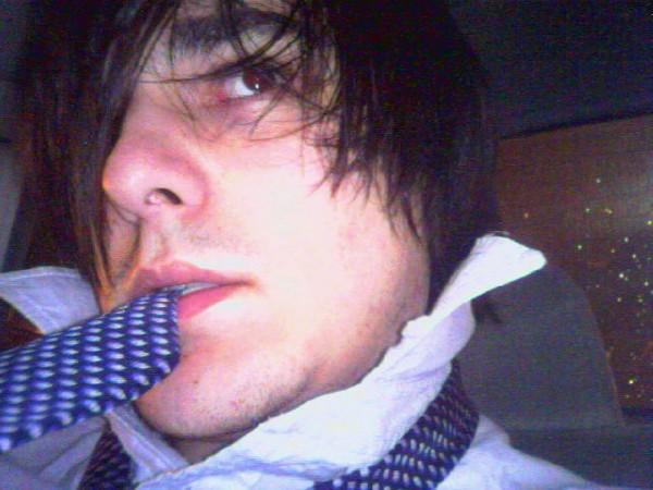 Sean & Blue tie