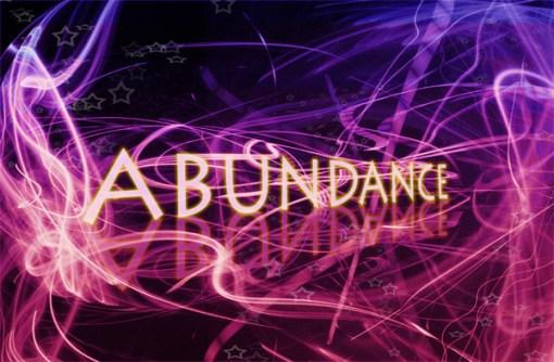 Abundance ©2010 Kadira Jennings