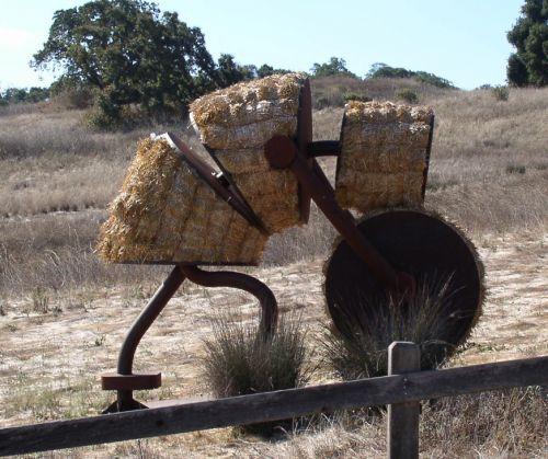 Haystacks 10