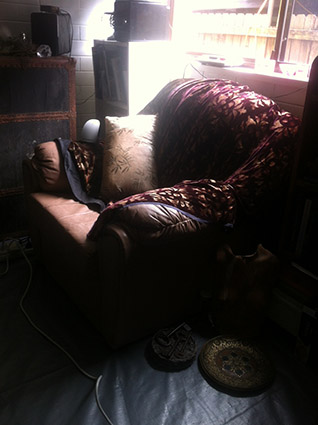 Artist Studio - Comfy Chair