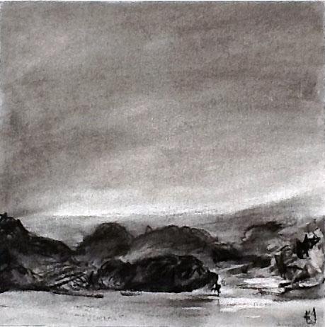 Charcoal Landscapes