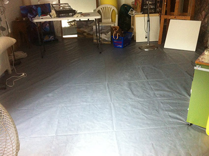 Artist's Studio - Floor Space