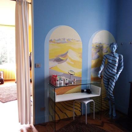 Chateau de Villy Bathroom
