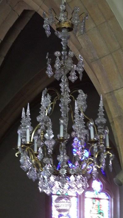 Meursault chandelier