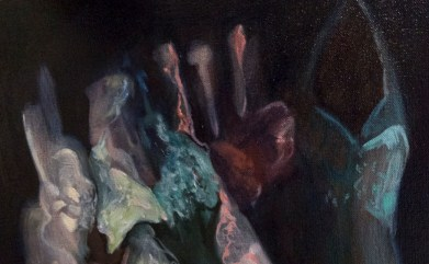 Dancing In The Dark Detail, Kadira Jennings
