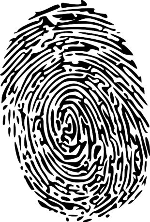 fingerprint photo