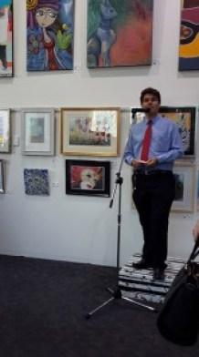 PopUp Gallery,Doug Eaton
