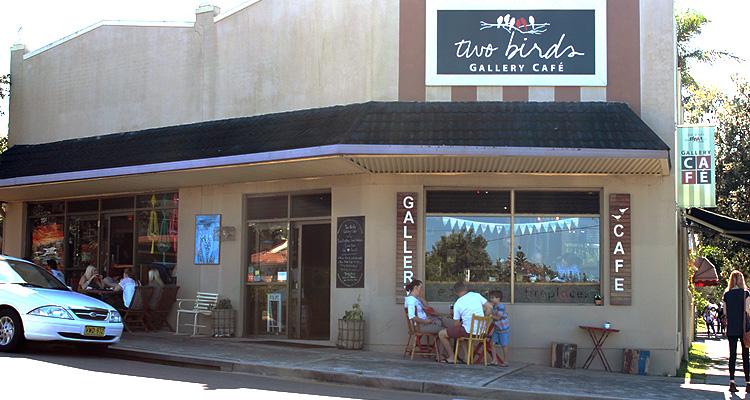 five lands art trail cafes