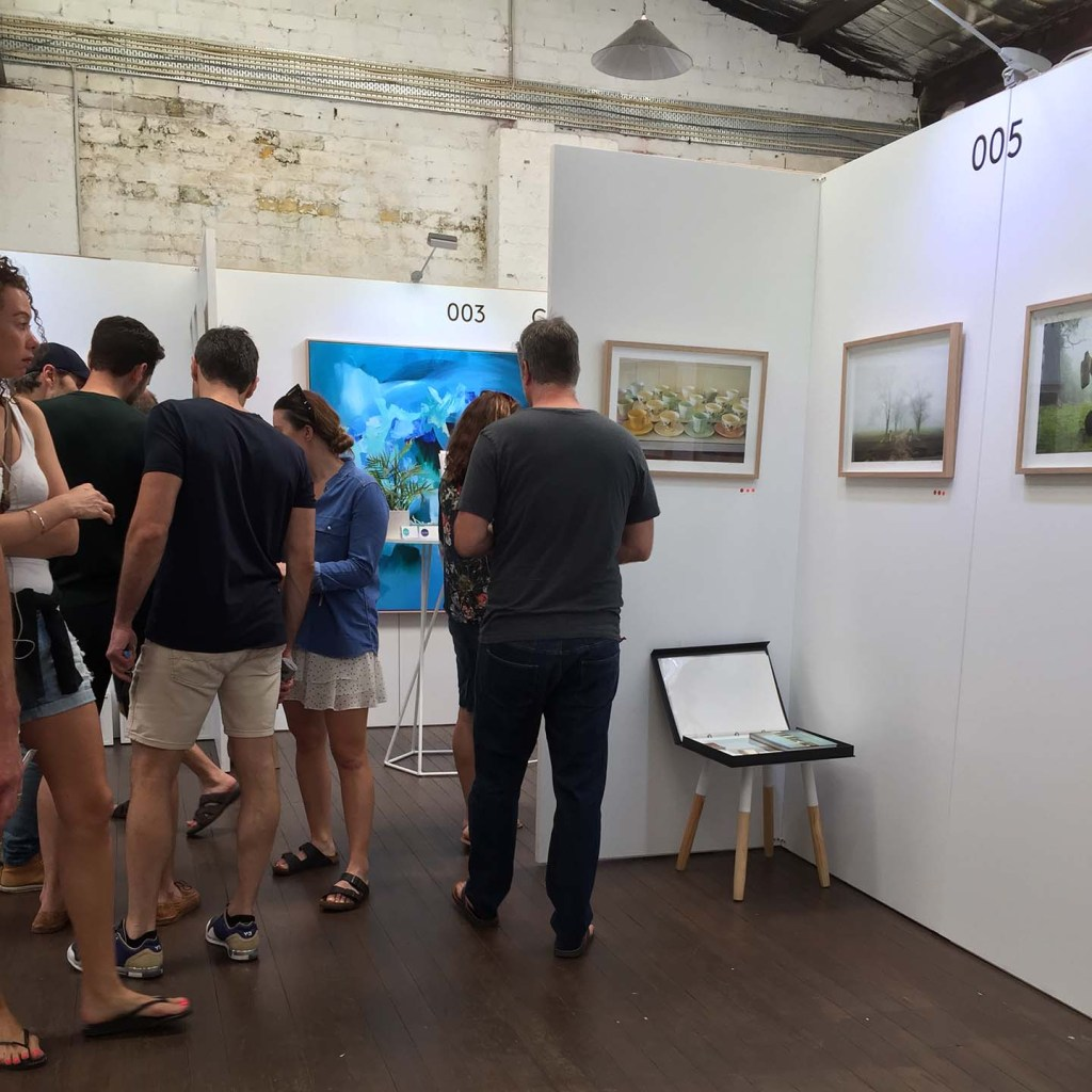WHy go to an art fair,the other art fair Sydney.Kadira Jennings