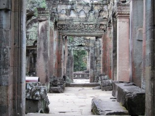 Preah Khan. When this shot presents itself, one must take it.