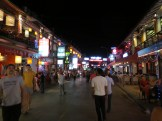 Pub Street in Siem Reap has just about every kind of restaurant you could want, as well as fifty-cent Angkor Beer drafts. Oh, and a thousand drunk backpackers.
