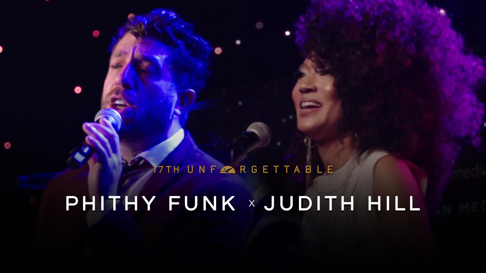 Philthy Funk x Judith Hill
