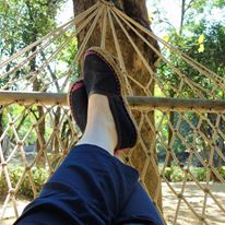 One last hour in the hammock