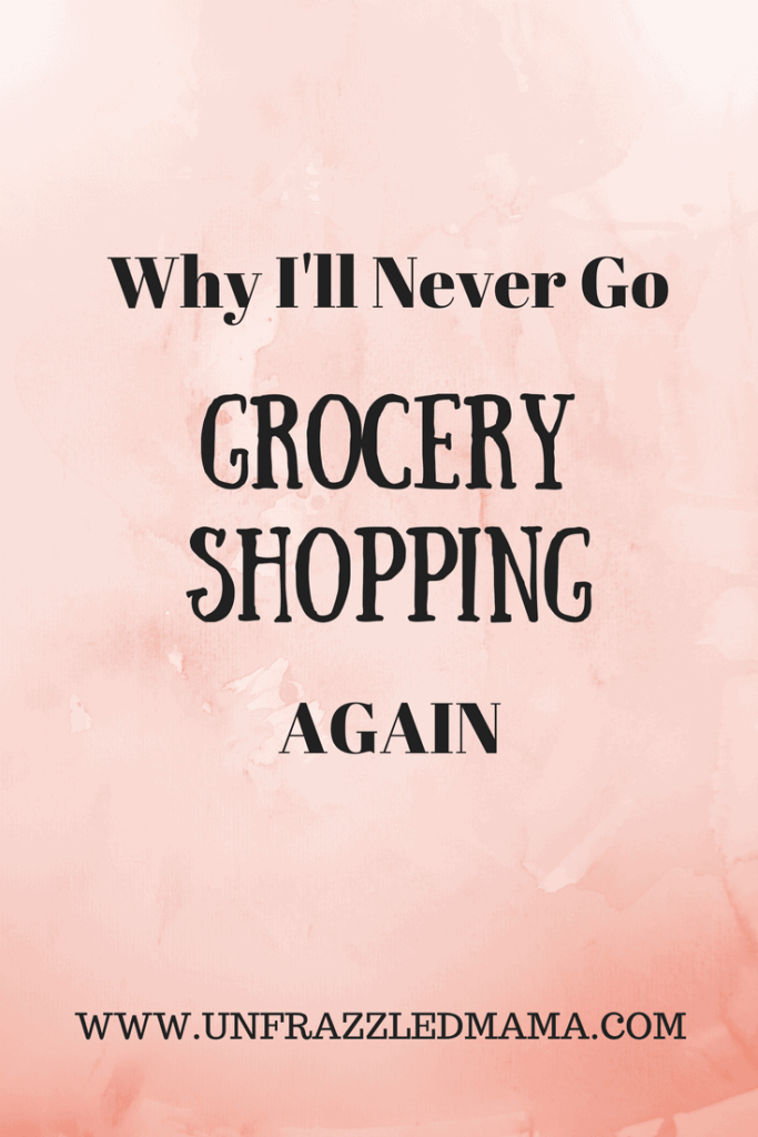walmart pick up grocery shopping #unfrazzledmama #groceries #productivityhack #savetime #savemoney #groceryshopping