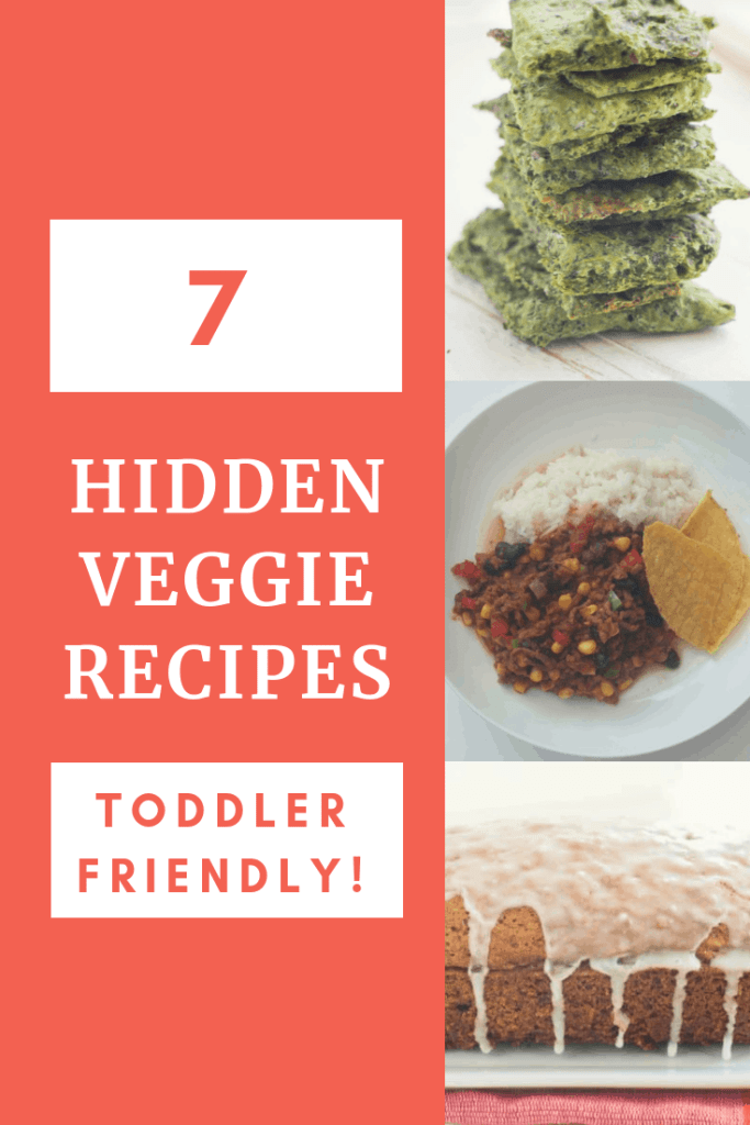 Sneaky hidden veggies recipes for toddlers and picky eaters. #unfrazzledmama #hiddenveggies #pickyeater #toddlerrecipes #kidfriendlyrecipes #toddlerapproved #kidapproved