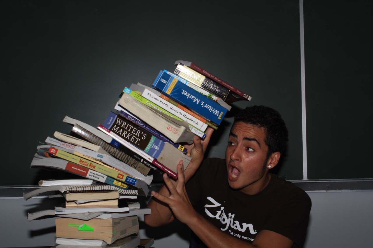 Textbook trends shifting, tuition and fees could be affected – UNF ...