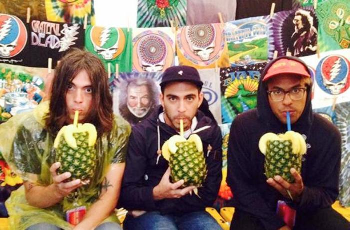 Jacuzzi Boys talk Iggy Pop, death, and Hawaiian pizza