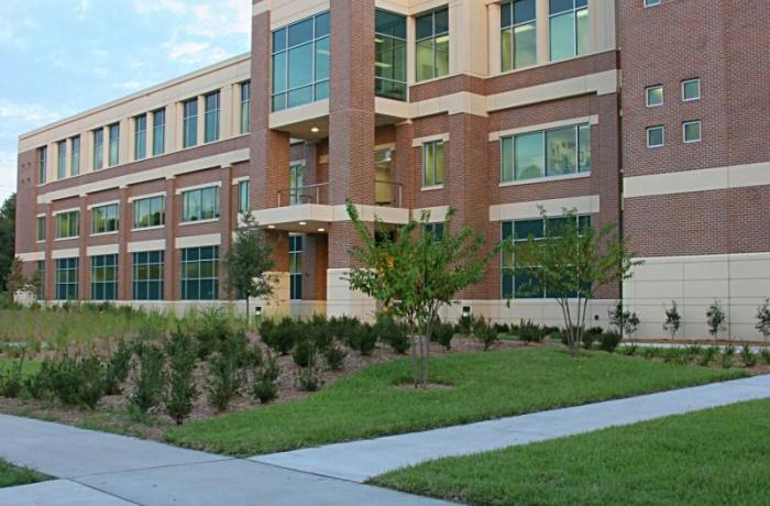 The Social Sciences building (51) is where the College of Arts and Sciences Academic Advising Office is located, on the second floor. Photo courtesy UNF website