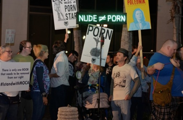 Jax locals support nudes: skin is not a sin, it's art