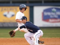 Voyles' clean-up shot earns the Ospreys a walk-off win in the ninth