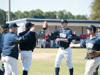 The Ospreys were swept by Hartford this weekend, despite having chances to win.  Photo by Morgan Purvis.