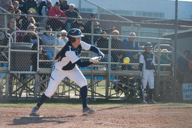 The Osprey softball team play their next game March 2. Photo by Morgan Purvis