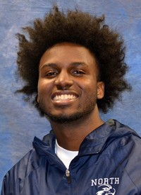 Sophomore track athlete Darius VanBlount arrested after this morning's incident at The Flats.