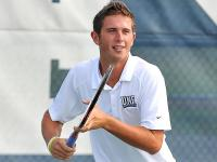 UNF's Jack Findel-Hawkins set to serve at NCAA Singles Championship