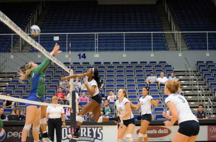 UNF volleyball falls to FGCU in Atlantic Sun showdown