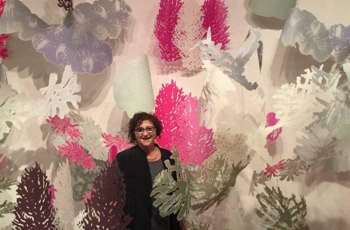System: Printmaking Professor Sheila Goloborotko Opens Exhibition in Veracruz, Mexico