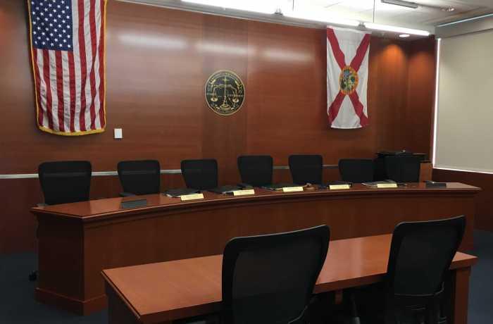 The Judicial Chambers Photo credit Jordan Bebout