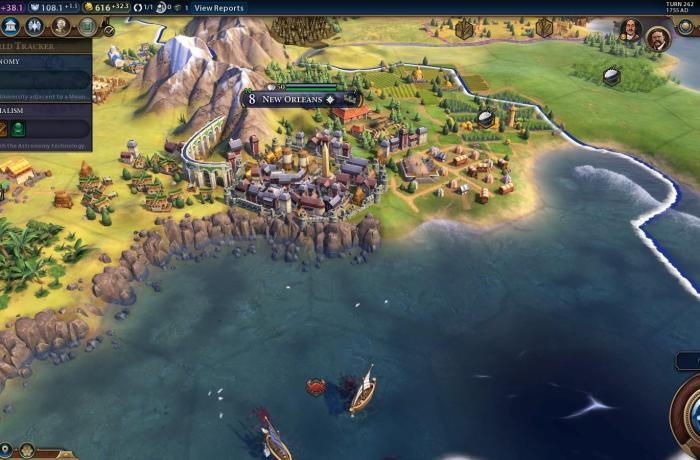 Civilization VI: 'A fantastic game'