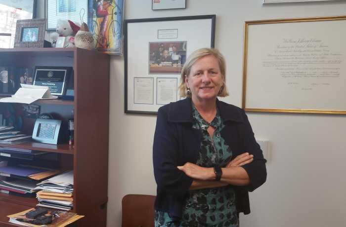 Professor Spotlight: Nancy Soderberg