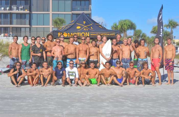 UNF Surf Team: A force to be reckoned with
