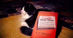 "Giveaway: N.T. Wright's ""Simply Good News"""