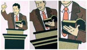 """""""I Just Go by What the Bible Says"""" and Other Ridiculous Things Pastors Say"""