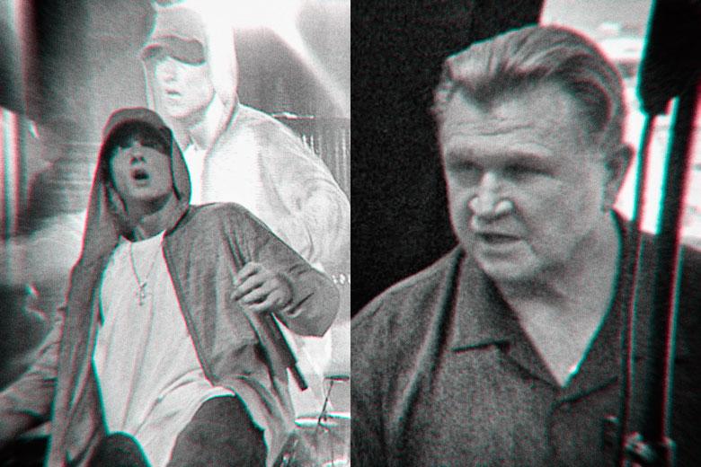 Mike Ditka, Eminem and Islamophobia